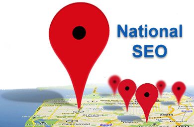 national SEO for franchises